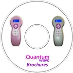Quantum Wave Laser Patient Education Brochure CD