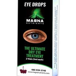 EYE Drops by MagnaNutrients
