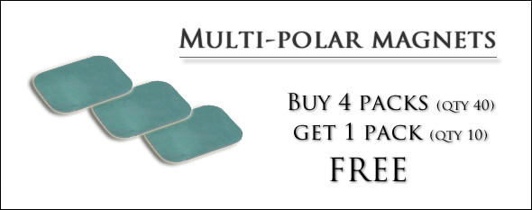 Multi Polar Magnets